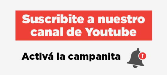 Suscribite al canal de Youtube del Partido Obrero