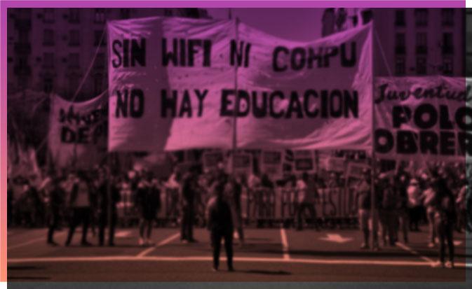 Sin educación no hay futuro